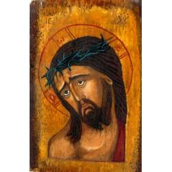 Chrystus w cierniowej koronie